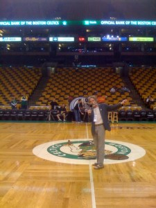 Bob Weir sings National Anthem at Celtics game 5/7/2010