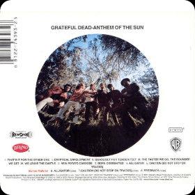 Anthem of the Sun - Grateful Dead