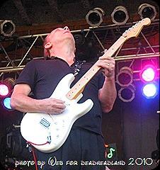 Jimmie Vaughn