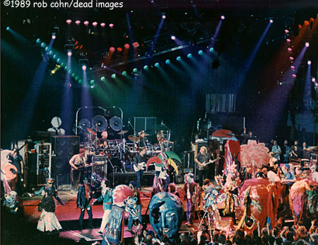 Grateful Dead |  Aiko Aiko | Henry J. Kaiser Convention Center, Oakland, California| 2.07.1989  Special Edition #4452