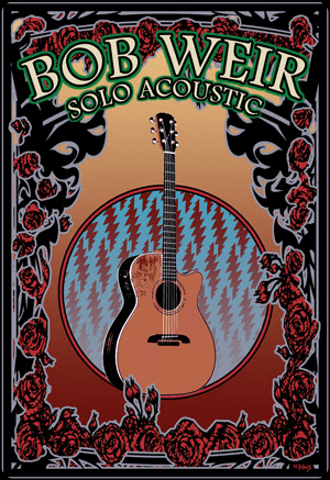Bob Weir Solo Accoustic at The Colonial Theater