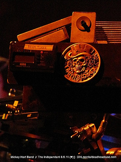 """The Beam - and the Beam Tuner .""""...Grateful Dead...that's part of me!""""  - Mickey Hart"""