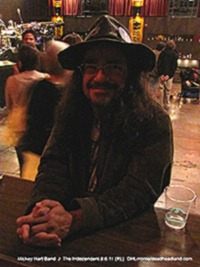 """""""state of mind"""" after the Mickey Hart Band at The Independent - very Deadheadland!  >^.^<   (~);}"""