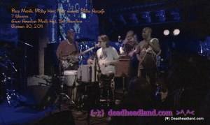 Mickey Hart with 7 Walkers