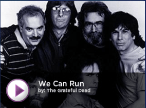 Grateful Dead - We Can Run - music video