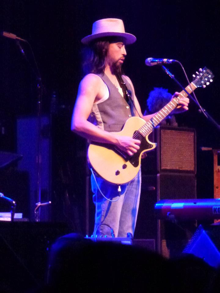 Jackie Greene on his 31st birthday | photo (♥) John Collins and Cathy Bille