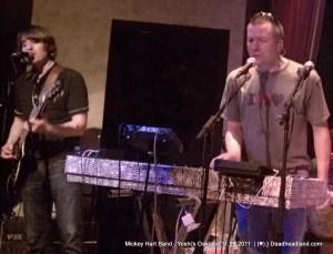 Gawain Matthews and Tim Hockenberry - Mickey Hart Band