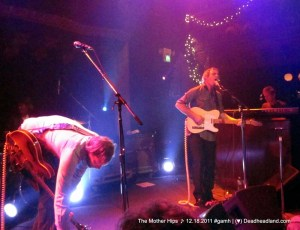 The Mother Hips at Great American Music Hall December 18 2011 | (♥) Deadheadland
