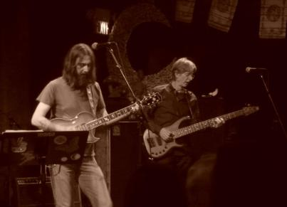 Chris Robinson Brotherhood w Phil Lesh 12.14.2011 | photo by (♥) John Collins