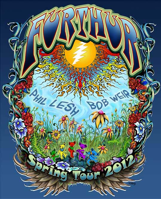 Furthur-April-2012-tour
