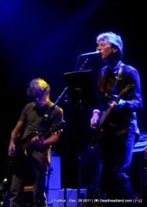 Bob and Phil Furthur Dec. 29 2011 (♥);} Deadheadland.com