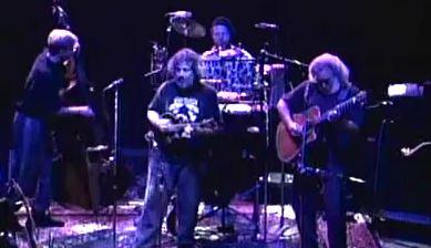 Jerry Garcia David Grissman – God Rest Ye Merry Gentleman