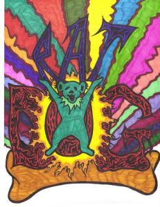 Copyright Danznbear Paw Prints By: Danznbear Tasha LaFountain