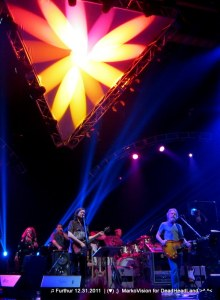 Furthur NYE 2011 > 2012 | (♥);} MarkoVision for DeadHeadLand