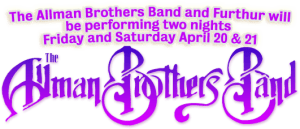 Allman Brothers Band at Wannee Music Festival 2012