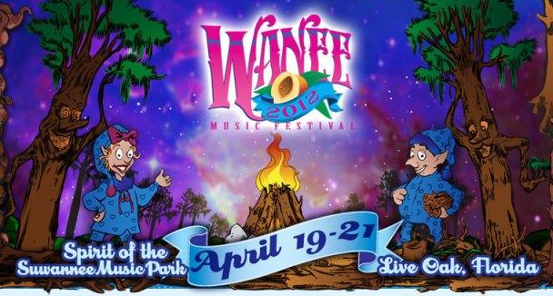 Wanee Music Festival 2012