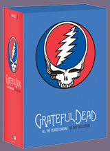 All The Years Combine Grateful Dead DVD Collection