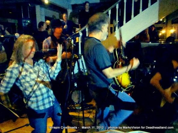 Bob Weir - Phil and Friends - Terrapin Crossroads 3.11.2012 (2)