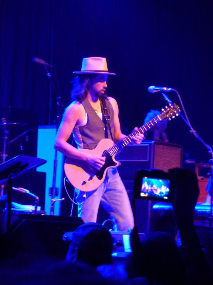 Jackie Greene - Droomfiled Colorado, Phil Lesh and Friends - image by Markovision for Deadheadland