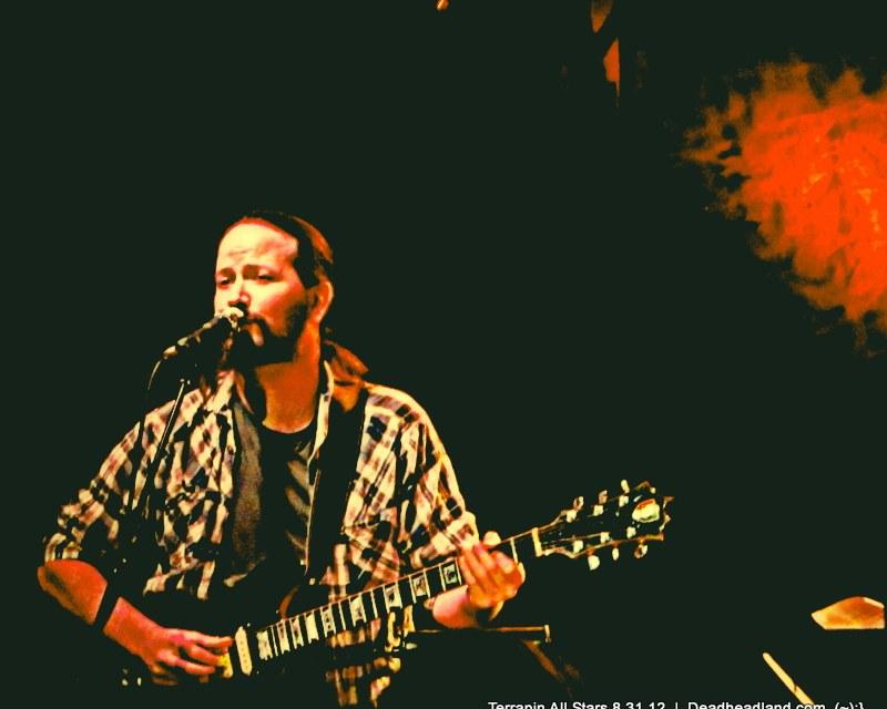 Fan REVIEW: Terrapin All Stars Sept. 7 2012 by David Rosen