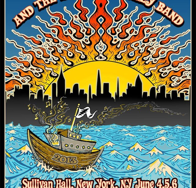 Phil Lesh & The Terrapin Family Band heads east!