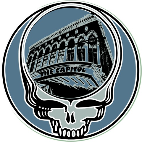"""CONTEST TODAY: Deadheadland is GIVING AWAY 2 TICKETS to @""""A Dose of The Dead: 2/18/71"""" at @The Capitol Theatre on Saturday, August 24th."""