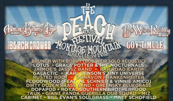 The Peach Festival 2013