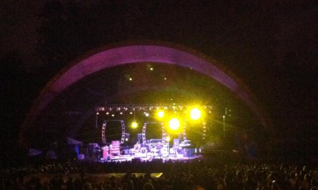 Setlist: Furthur, Wednesday September 25, 2013, Cuthbert Amphitheatre Eugene Oregon