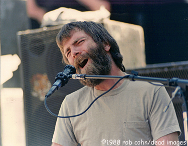 Thinking of Brent Mydland on his Birthday