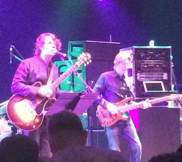 Phil Lesh and Friends – Freebird (Lynrd Skynyrd) – 11.3.13 – with Luther Dickinson and Anders Osborne