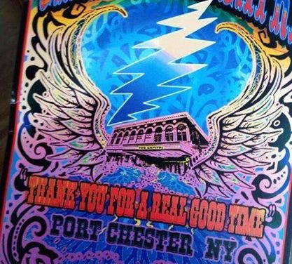 SETLIST: Phil Lesh and Friends,  The Capitol Theatre – Port Chester, NY, April 12, 2014