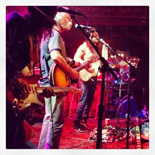"WEIR EVERYWHERE DEPT: ""I Know You Rider"" 