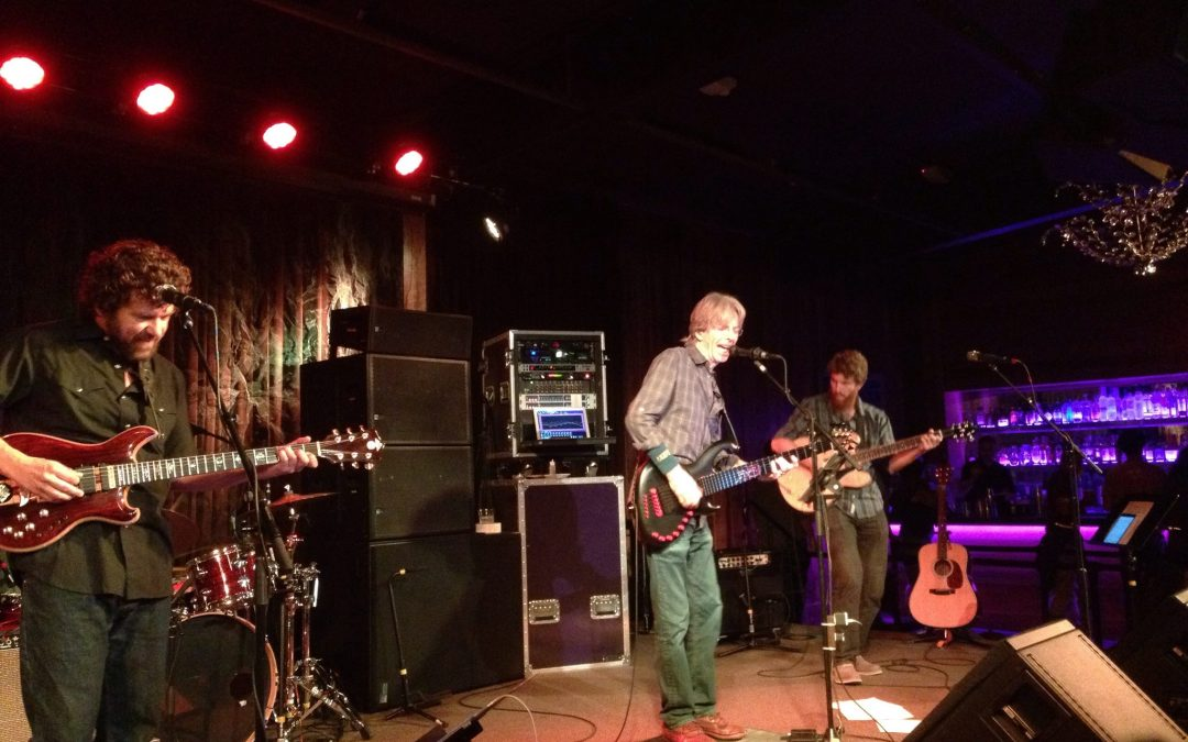 SETLIST: Phil Lesh & Terrapin Family Band w/ Scott Law – Terrapin Crossroads FRIDAY June 27, 2014
