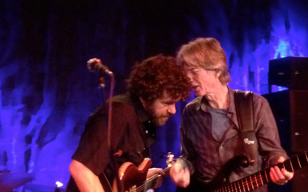SETLIST: Phil Lesh & The Terrapin Family Band (feat. Scott Law) Friday June 27, 2014 The Grate Room – Terrapin Crossroads San Rafael, CA