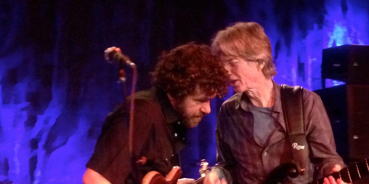 SETLIST: Phil Lesh & The Terrapin Family Band (feat. Scott Law) Friday June 27, 2014 The Grate Room – Terrapin Crossroads San Rafael, CA