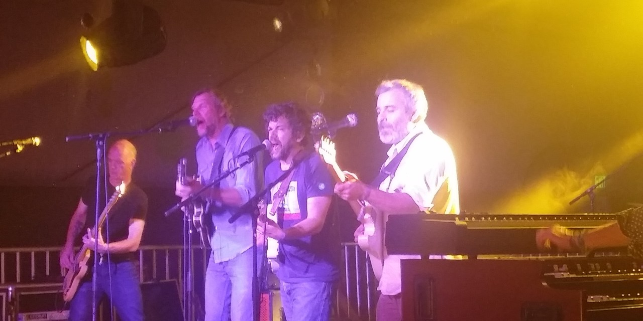 SETLIST: The Mother Hips w/D Eisenberg 4th of July 5th, 2014 High Sierra Music Festival Funk'N Jamhouse Quincy, CA