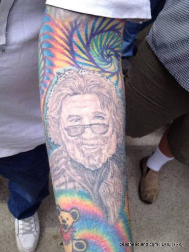Best Jerry Garcia Tattoos - DHL (17)
