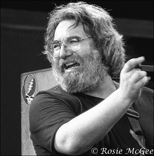 Jerry 85 © Rosie McGee