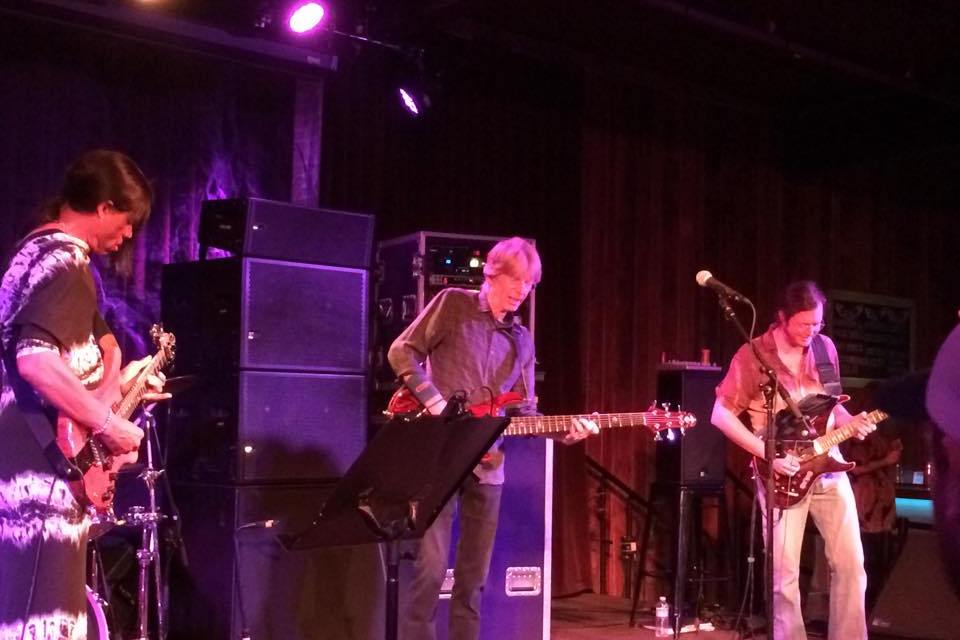 VIDEO: Morning Dew  – Phil Lesh, Stanley Jordan, John Kadlecik, Jeff Chementi, Tony Leone  – at Terrapin Crossroads