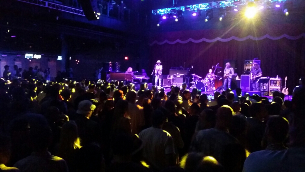 SETLIST:  Phil Lesh and Friends, Brooklyn Bowl Las vegas, Friday October 17th 2014