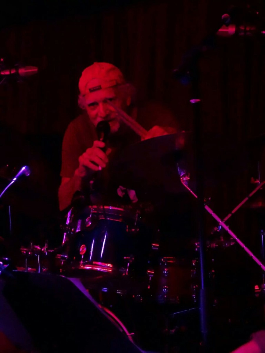 SETLIST: Bill Kreutzmann's TryptoBand feat. David Nelson, Barry Sless, Reed Mathis, Jason Crosby