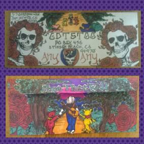 Deadhead ENvelope Art for Dead 50 orders (17)