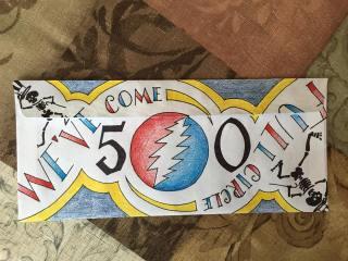 Deadhead ENvelope Art for Dead 50 orders (22)