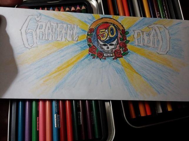 Deadhead ENvelope Art for Dead 50 orders (23)