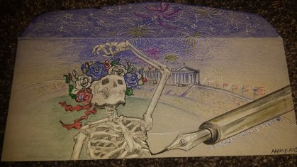 Deadhead ENvelope Art for Dead 50 orders (40)