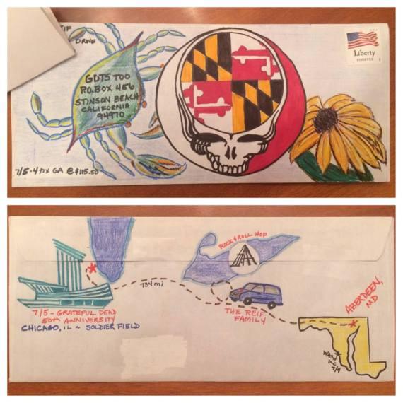 Deadhead ENvelope Art for Dead 50 orders (45)