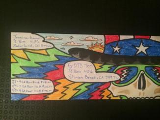Deadhead ENvelope Art for Dead 50 orders (46)