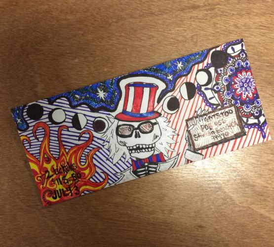 Deadhead ENvelope Art for Dead 50 orders (72)