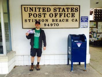 Deadhead Envelope art for Dead50 Mail Order (10)