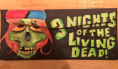 and more envelopes by deadheads! (9)